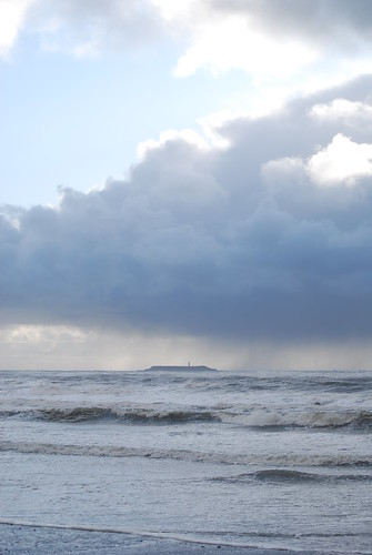 The lighthouse and the squall