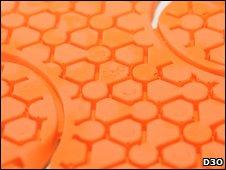 D3O Polímero de Silicone