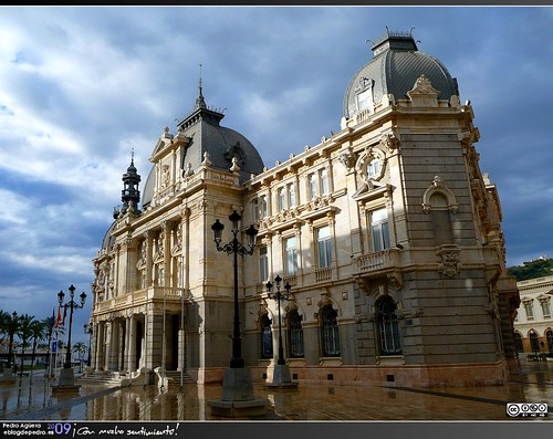 Palacio Consistorial por Tito_Pedro.