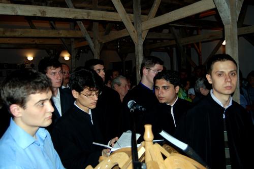 pregatim Sfanta Liturghie
