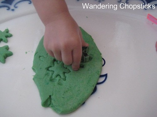 Homemade Play Dough 8
