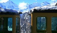 Train to Jungfraujoch - Swiss (IMME10 [miTeN sHaH]) Tags: alps jungfraujoch connector swissmountains traintoswissalps