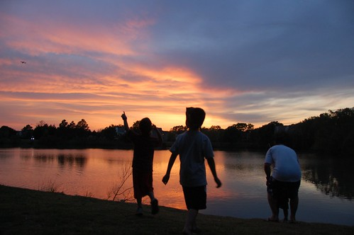 fishing lesson #2