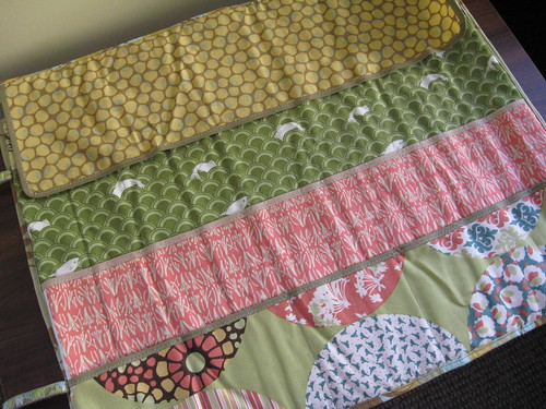 Knitting Needle Roll Pattern : Knitting needle roll   THORNBERRY