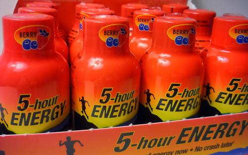 60-Hour Energy