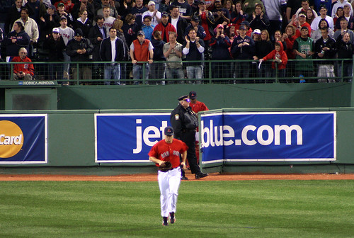 Papelbon enters