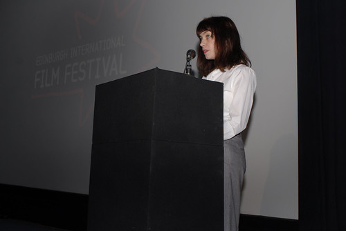 Hannah McGill, Artistic Director,  EIFF Programme Launch 2009