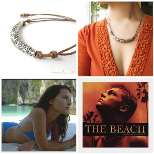 The Beach  - Necklace