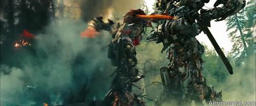 Decepticon Grindor helicóptero Transformers 2