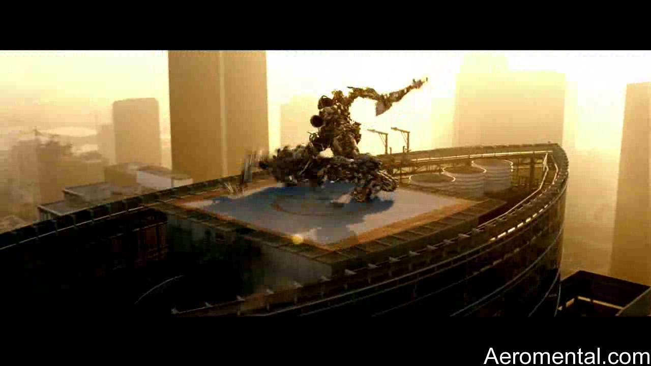 Transformers 2 pelea