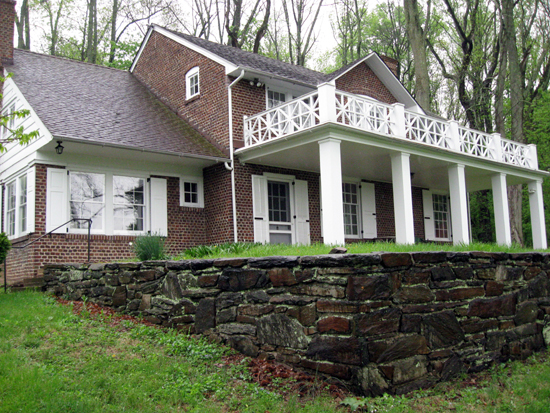 N.C. Wyeth Home (Click to enlarge)