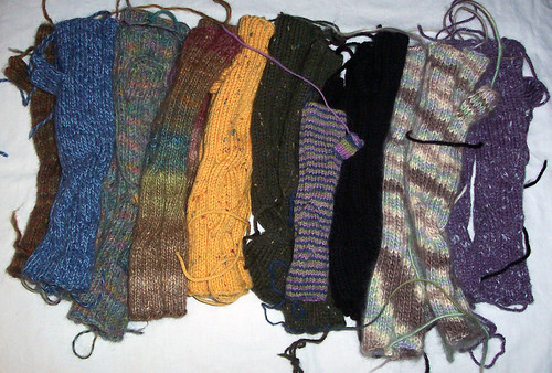 Mass quantity of gloves