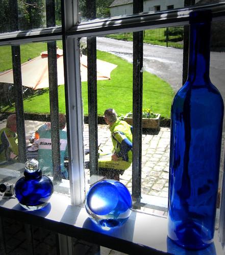 Dalgarven mill cafe window