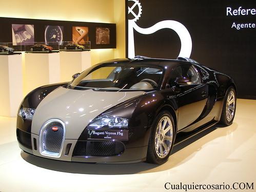 Salón del Automóvil de Barcelona 2009 - Bugatti (II)