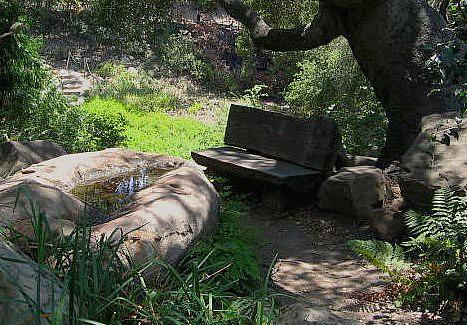 Santa Barbara Botanic Garden Retreat
