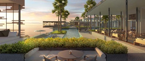 Alila Villas Uluwatu 12 Front Design Natural Residential Villa Resort Hotel