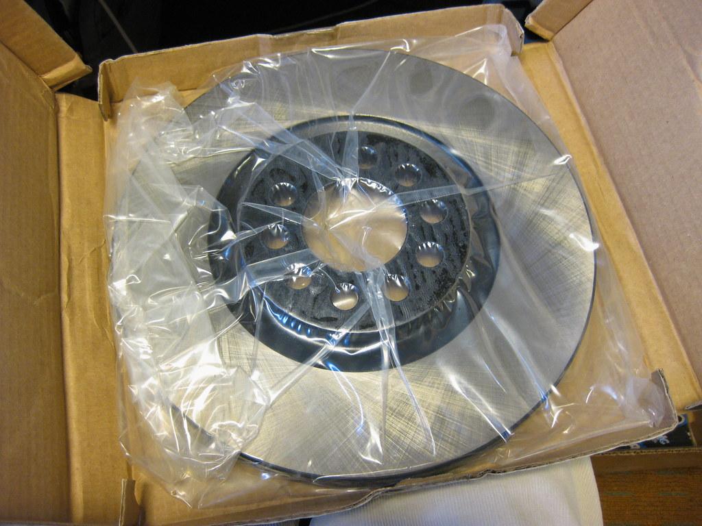 12.3 Inch Centric Premium Brake Discs