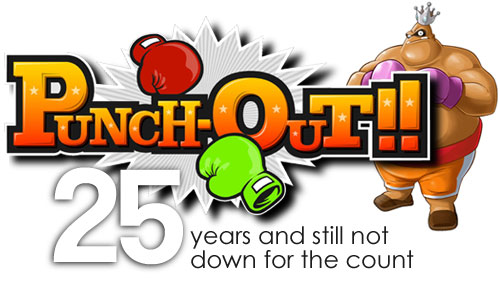 Punch Out - 25 Years and Still Not Down For the Count