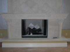 memon fireplace