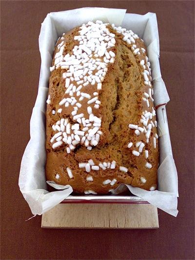 muscovado cake