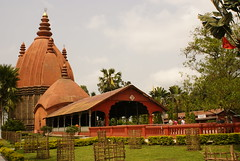 Siva Dol (Rubi Borgohain) Tags: temple assam northeast historicindia sivasagar northeastindia indiatemples sivadol