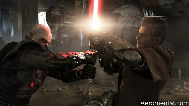 Old Republic Sith versus Jedi