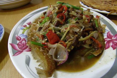 52.晚餐:紅燒魚