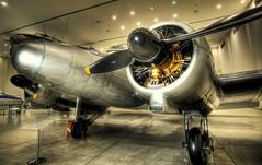 Adventurous flying (momentaryawe.com) Tags: plane fly flying uae sharjah hdr d300 momentaryawe mahattamuseum