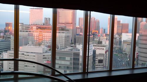 Shinjuku sunrise 3