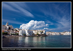 CadaquezZ ( Pere Soler) Tags: blue sea mer clouds mar interestingness spain mediterranean mediterraneo explore frontpage pere costabrava cadaques cadaqus soler ampurdan empord flickrsbest braid44
