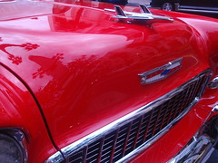 chevy hood and grille