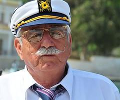 Aye aye, Captain !! (john a d willis) Tags: captain rhodes symi