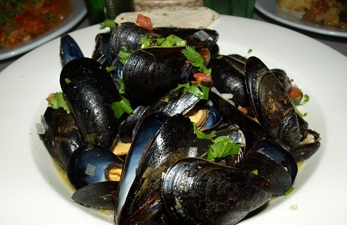 Paco and John's Mussels