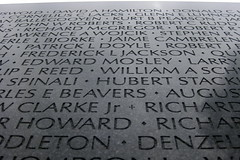 Washington DC: Vietnam Veterans Memorial Wall (wallyg) Tags: wall washingtondc dc districtofcolumbia memorial nps name landmark vietnam nationalmall dcist vietnammemorial names nationalparkservice warmemorial vietnamveteransmemorial inscription memorialpark mayalin constitutiongardens vietnamwarmemorial vietnamwar vietnammemorialwall vietnamveteransmemorialwall nationalmemorial nationalregisterofhistoricplaces nrhp usnationalparkservice nationalmallandmemorialpark aia150 usnationalregisterofhistoricplaces nmem mayayinglin nationalmallmemorialparks usnationalmemorials