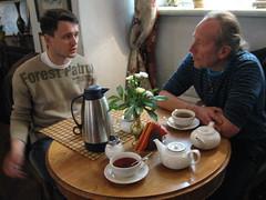 Tea with Timur, Riga