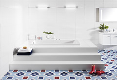FIND PEACE IN YOUR OWN OASIS (Gustavsberg) Tags: new color colour bathroom shower design bath sweden furniture interior mixer toilet massage bathtub sverige innovation bette 2009 mbler badevrelse washbasin logic brus vask huonekalut badkar gustavsberg badrum  badekar baldai hndvask suunnittelu vannas kylpyhuone  hanat washhandbasin mbel blandare  tvttstll mbeles  baderumsmbler badrumsmbler kylpyhuonekalusteet baderomsmbler vonios kambario pesualtaat istabas bubbelbadkar spabade  kylpyhuoneen klozetai klozetpodi blandebatterier maiytuvai maistji segistid miljvnlig kylpyammeet vannid