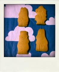 (nijntjee) Tags: food biscuit moomin poladroid