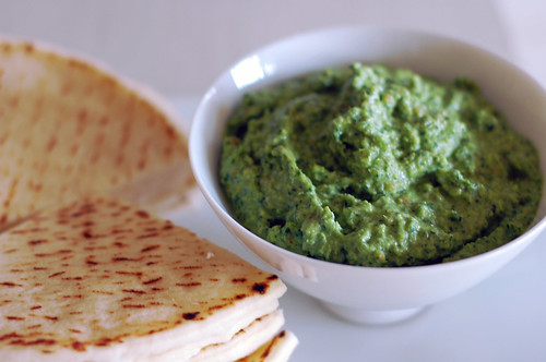 parsley dip