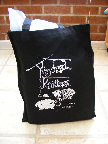 Kindred Knitters Bag