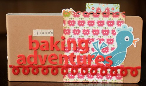 Baking Adventures Mini Album