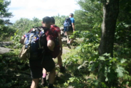 Out of Focus Hike