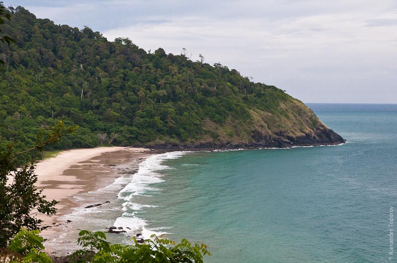 Monkey Bay Beach