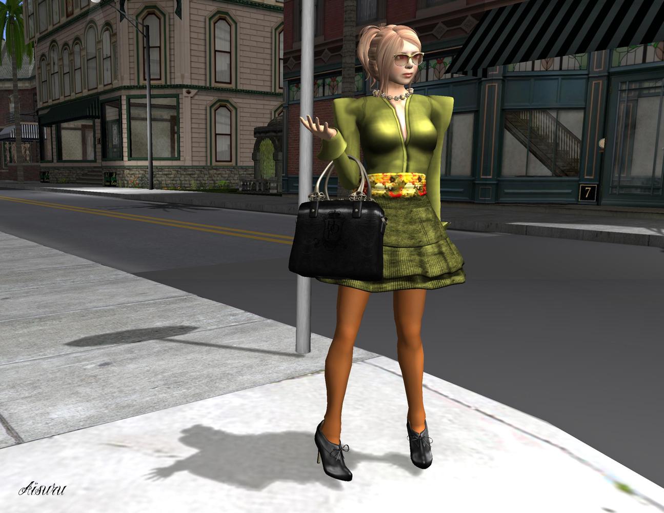 skirt: Lelutka, Medellin skirt