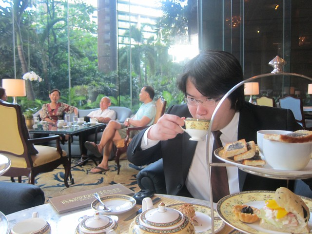 Shangri La Afternoon Tea (17)
