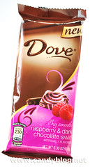 Dove Raspberry Swirl