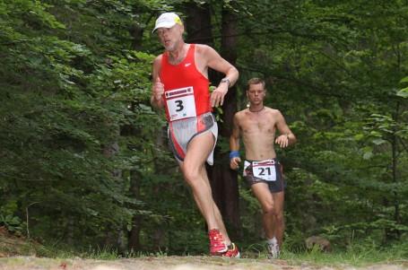 O víkendu trailový svátek, běh do vrchu i čistě ženský závod