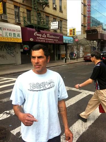 Jesse Martinez NYC