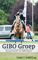 DSC_0307 (FancyShots) Tags: horses horse jumping pony odette paard paarden ponys springen slotboom evenement 2011 hoogland 11juni 13juni fancyshots pinksterconcours