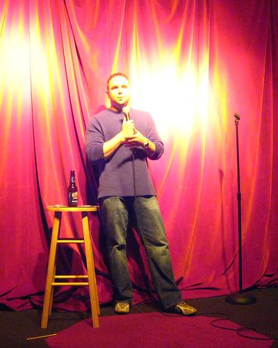 Comedian #3
