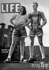 Life Cover June 1947 American Students @ Heidelberg Castle (smokeonit) Tags: life 2 castle history college students magazine germany deutschland photo student aftermath shoes war university post photos illustrated wwii stock 21st july kitsch american americans lederhosen heidelberg universitt kitschy schloss baden cheesy 1947 studenten footage lederhose geschichte amerikanisch weltkrieg badenwrttemberg amerikaner nachkriegszeit rheinneckar germankitsch rn3 deutscherkitsch